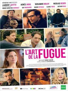 l'art de la fugue affiche
