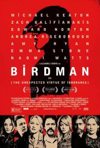 birdman cartaz